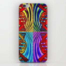 DNA #3 iPhone Skin