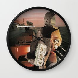 8. You don't have to know afterwards either Wall Clock