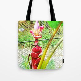 Tropical Petals Tote Bag