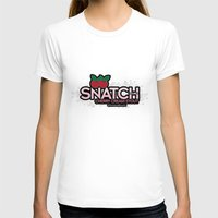 snatch T-shirts featuring Snatch Double Cherry Cream Stout by Pen Island Brewing Company