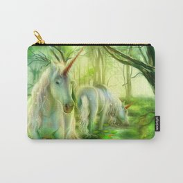 Through the looking-glass of dreams Carry-All Pouch