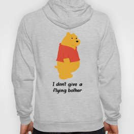 I dont give a bother Hoody