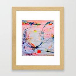 Abstract Art- 99 Framed Art Print
