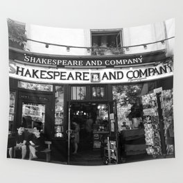 Shakespeare Love Wall Tapestry