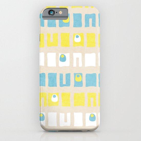 Boxed Eyes iPhone & iPod Case