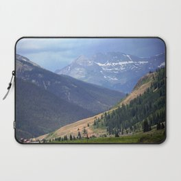 Lookng Back Toward Silverton - On the Alpine Loop Along the Animas River Laptop Sleeve
