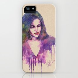 Where You Need To Be iPhone Case