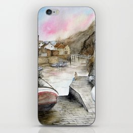 Staithes iPhone Skin