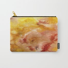 Acrylic Abstract THE CREATION Carry-All Pouch