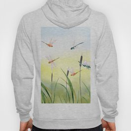 Dragonfly Party  Hoody
