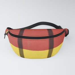 Boat deck impressions Fanny Pack