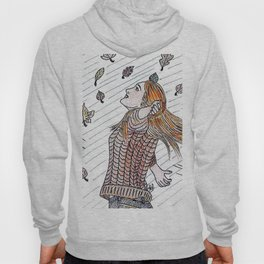 Autumn lover Hoody
