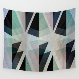 Solids Invasion Wall Tapestry