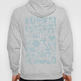 Baby a background Hoody