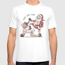 Sub For Santa T-shirt