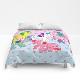 g1 my little pony twinkle eye ponies Comforters