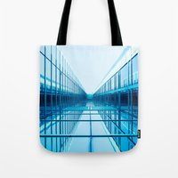 architecture Tote Bags featuring Architecture by GF Fine Art Photography