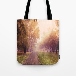 (It's) just a way home... Tote Bag