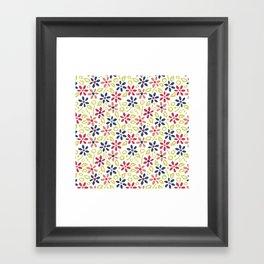 Matisse Floral Framed Art Print