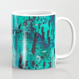 Pthalo Dance Coffee Mug