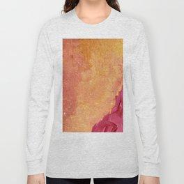 Orange hues Long Sleeve T-shirt