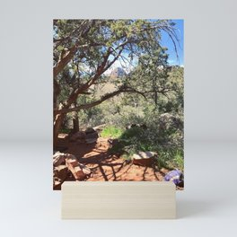 Sedona Day Mini Art Print