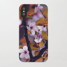 Cherry Blossom 2 Slim Case iPhone X