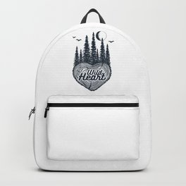 Nature. Wild Heart Backpack