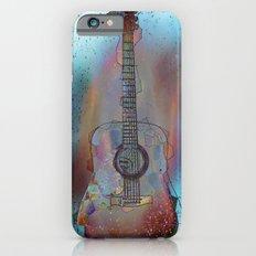 Ziggy Stardust iPhone 6s Slim Case