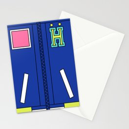 Haru Jacket  Stationery Cards