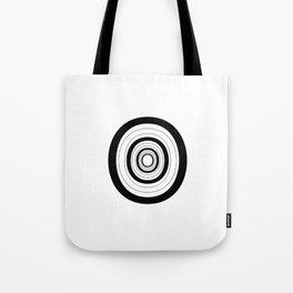 Helvetica Typoster #6 Tote Bag