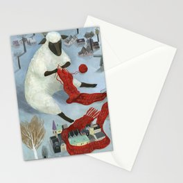 Dutch Pension Stationery Cards