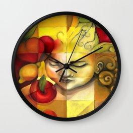 The Sun Wall Clock
