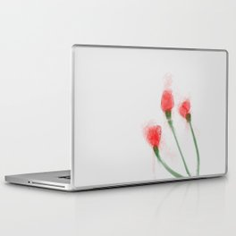 Red Buds Laptop & iPad Skin