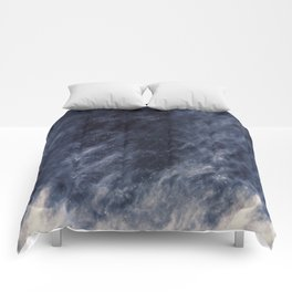 Blue Clouds, Blue Moon Comforters