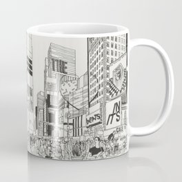 The Heart Beats In Its Cage Coffee Mug