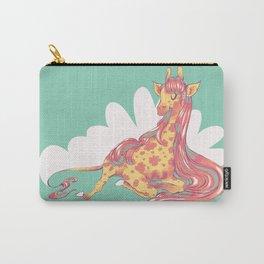 Lovely Giraffe 1 Carry-All Pouch