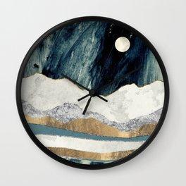 Bold Sky Wall Clock