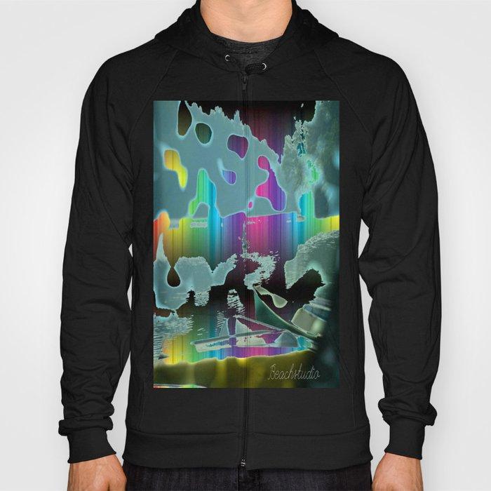 Rainbow Sail Hoody
