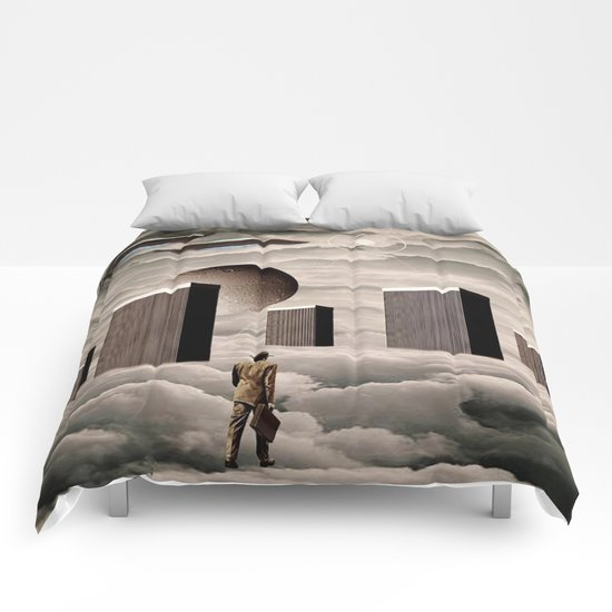 Worlds Unknown Comforters