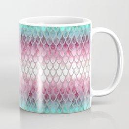 Pretty Mermaid Scales 20 Coffee Mug