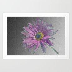 Fleur Art Print