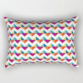 Geometric Pattern 02 Rectangular Pillow