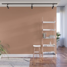 From The Crayon Box - Antique Brass Solid Color Wall Mural