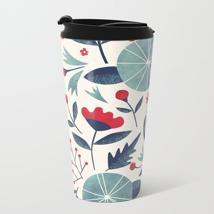 Juniper Metal Travel Mug