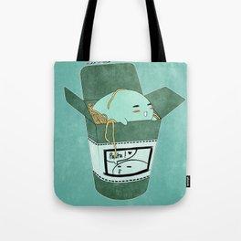 Pasta Pudding Tote Bag