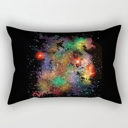 The Zodiac Sign -- Aries Rectangular Pillow