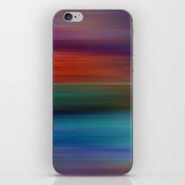 Ocean at Sunset iPhone Skin