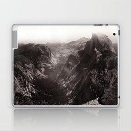 Half Dome, Yosemite Valley, California Laptop & iPad Skin