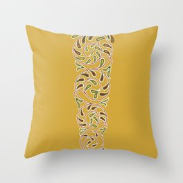 Cordoba mosaic 4 Throw Pillow